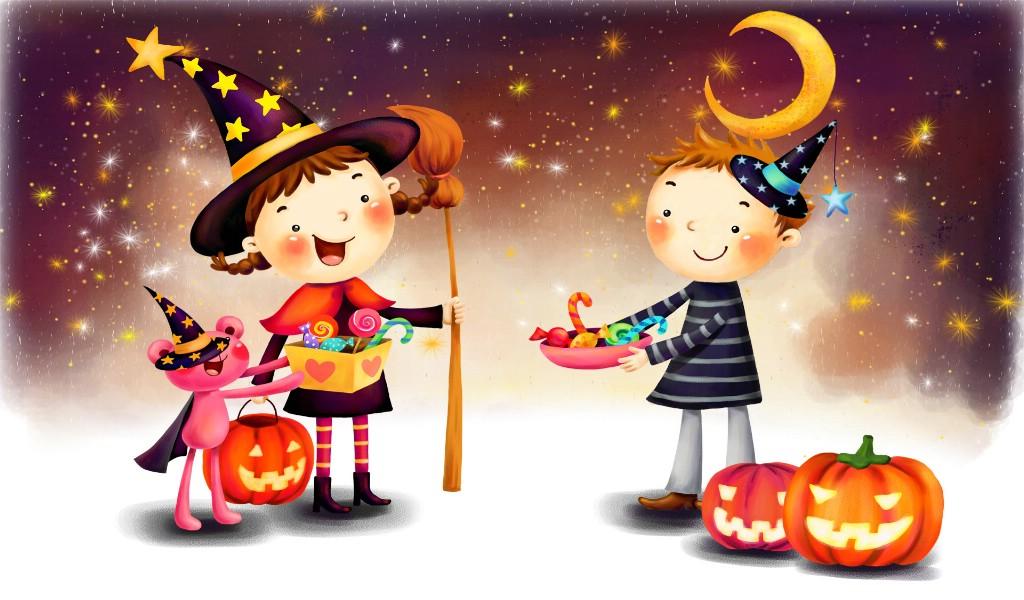 壁纸1024×600六一国际儿童节可爱卡通宽屏壁纸 壁纸1壁纸 六一国际儿童节可爱卡壁纸图片动漫壁纸动漫图片素材桌面壁纸