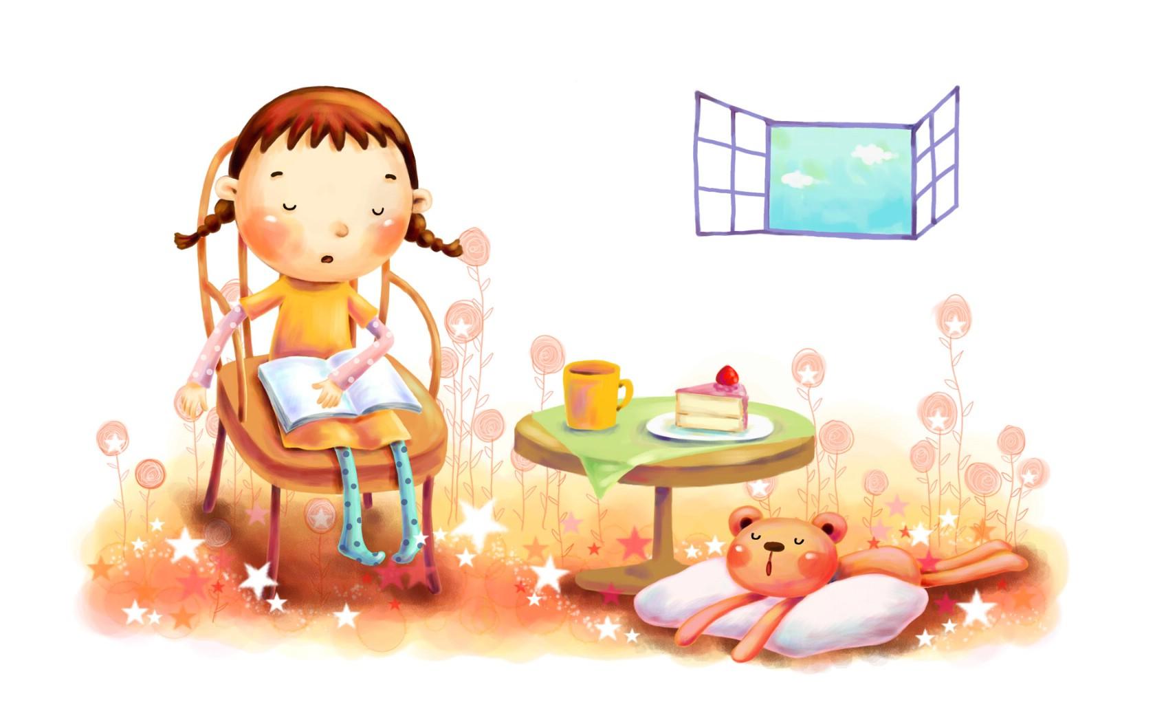 壁纸1680×1050六一国际儿童节可爱卡通宽屏壁纸 壁纸10壁纸 六一国际儿童节可爱卡壁纸图片动漫壁纸动漫图片素材桌面壁纸