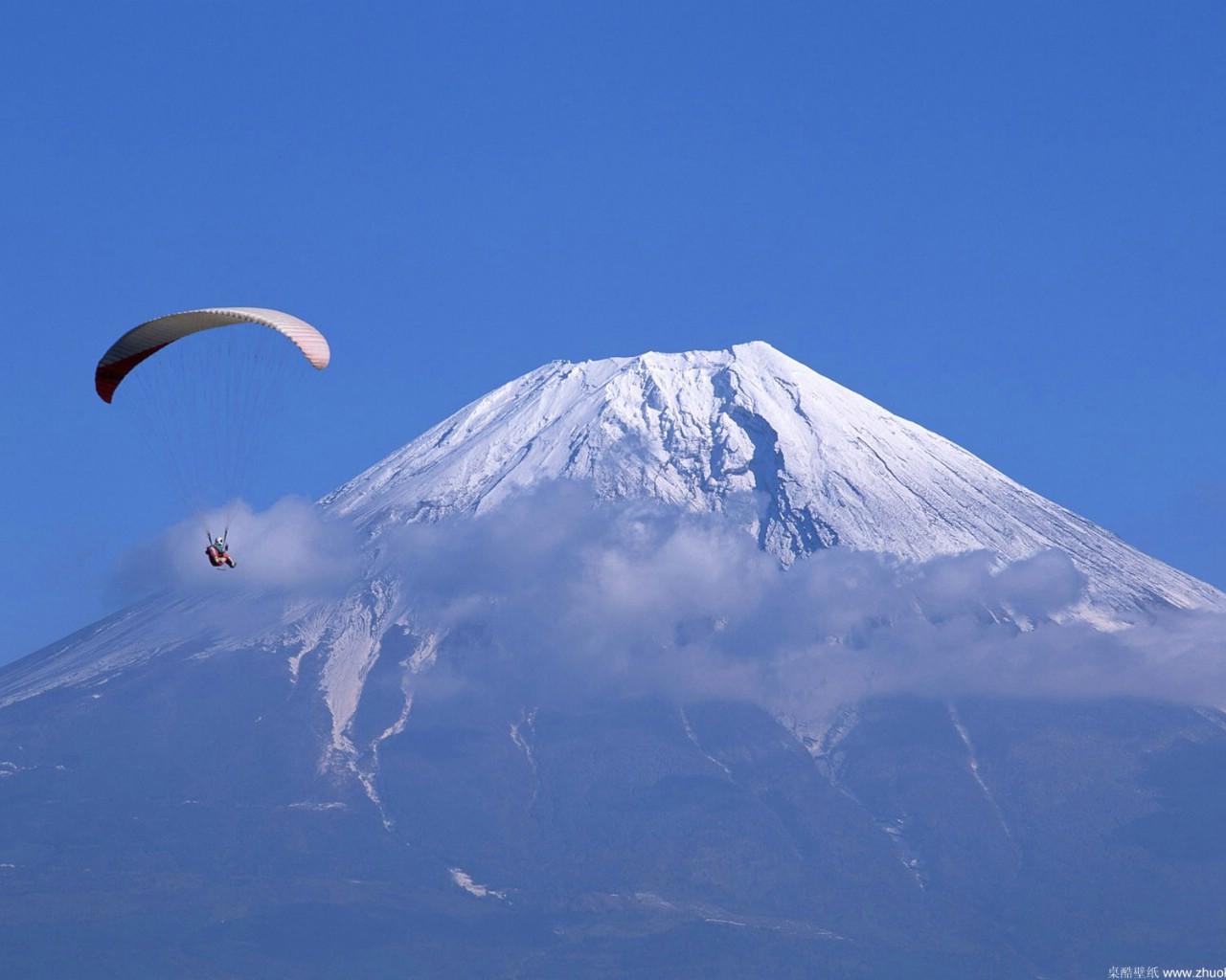 富士山 四季风景壁纸图片壁纸下载-极速富士山风光壁纸图片风景壁纸