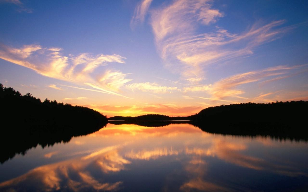 壁纸1280×800加拿大风光风景宽屏壁纸 壁纸1壁纸 加拿大风光风景宽屏壁壁纸图片风景壁纸风景图片素材桌面壁纸