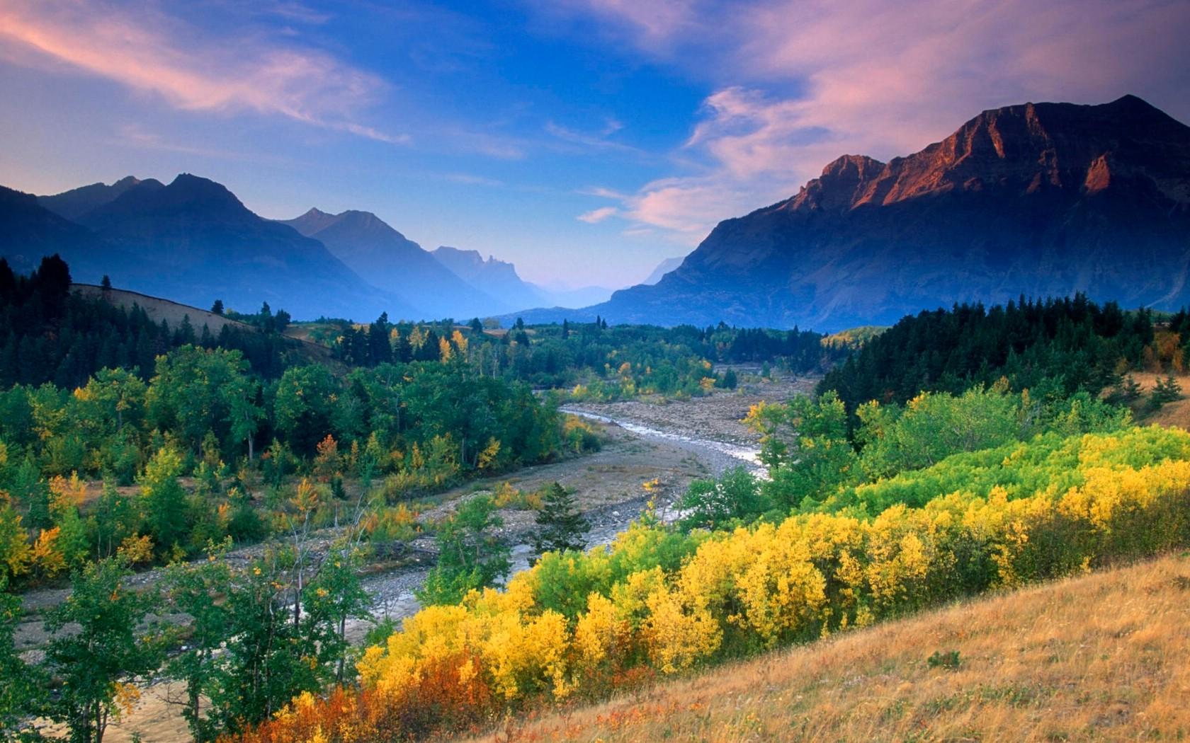 壁纸1680×1050加拿大风光风景宽屏壁纸 壁纸3壁纸 加拿大风光风景宽屏壁壁纸图片风景壁纸风景图片素材桌面壁纸
