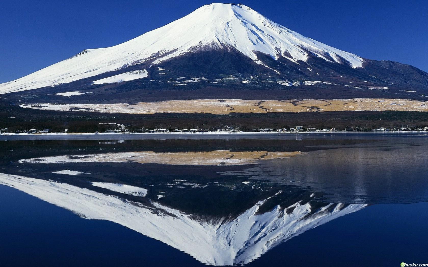 壁纸1680×1050日本风景高清宽屏壁纸