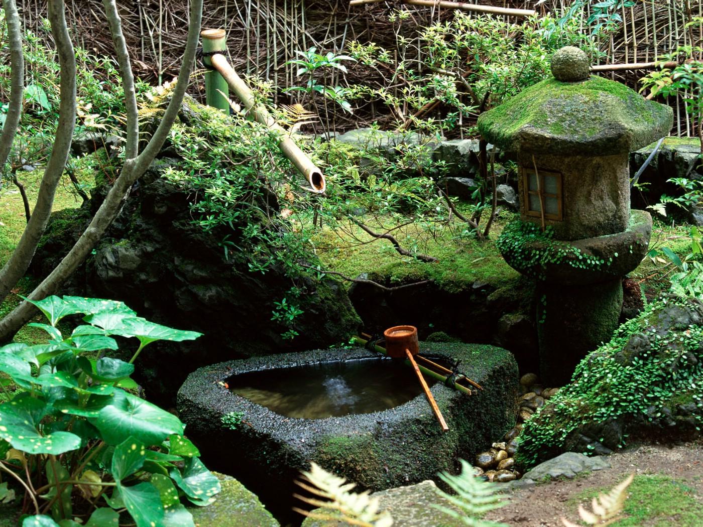 壁纸1400×1050日本京都市风景高清壁纸