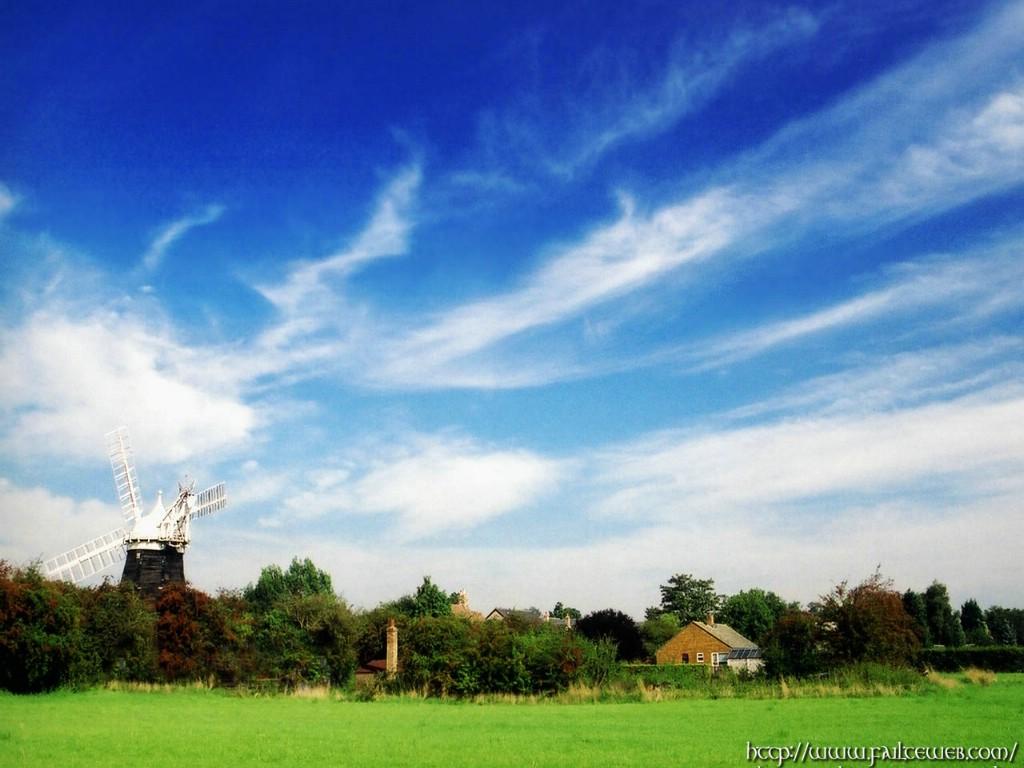 英国风景壁纸图片