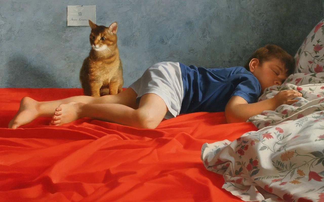 俄罗斯艺术家arse壁纸图片绘画壁纸绘画图片素材桌面