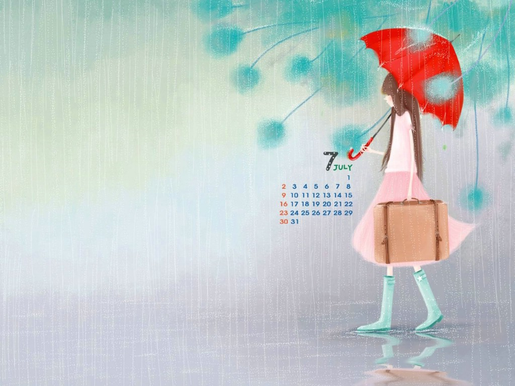 韩国手绘插画壁纸壁纸图片绘画壁纸绘画