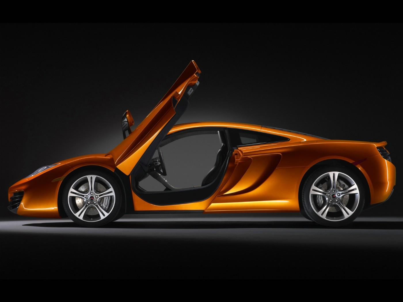 迈凯轮超级跑车