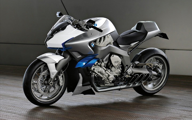 宝马摩托车 motorrad concept 6 壁纸1壁纸 bmw(宝马摩托车