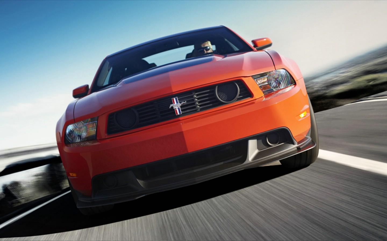 壁纸1440×900Ford Mustang Boss 福特野马 302 2012 壁纸1壁纸 Ford Musta壁纸图片静物壁纸静物图片素材桌面壁纸