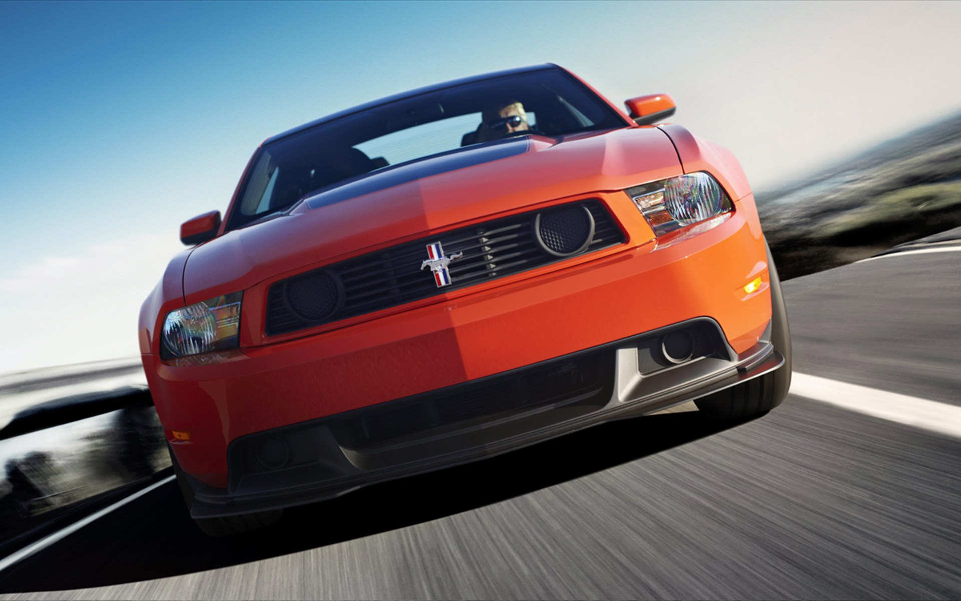 壁纸1920×1200Ford Mustang Boss 福特野马 302 2012 壁纸1壁纸 Ford Musta壁纸图片静物壁纸静物图片素材桌面壁纸