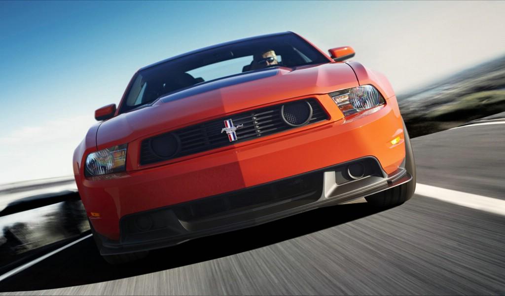 壁纸1024×600Ford Mustang Boss 福特野马 302 2012 壁纸1壁纸 Ford Musta壁纸图片静物壁纸静物图片素材桌面壁纸