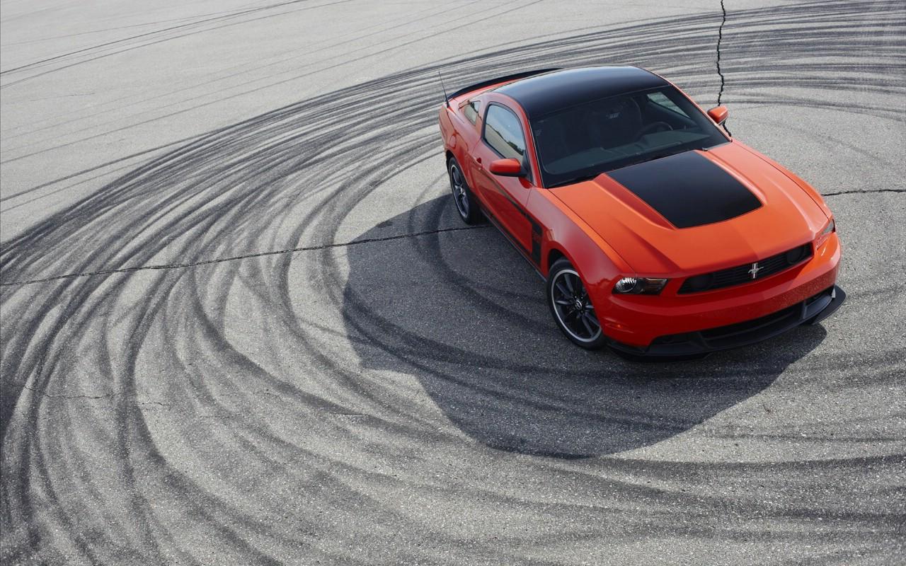 壁纸1280×800Ford Mustang Boss 福特野马 302 2012 壁纸7壁纸 Ford Musta壁纸图片静物壁纸静物图片素材桌面壁纸