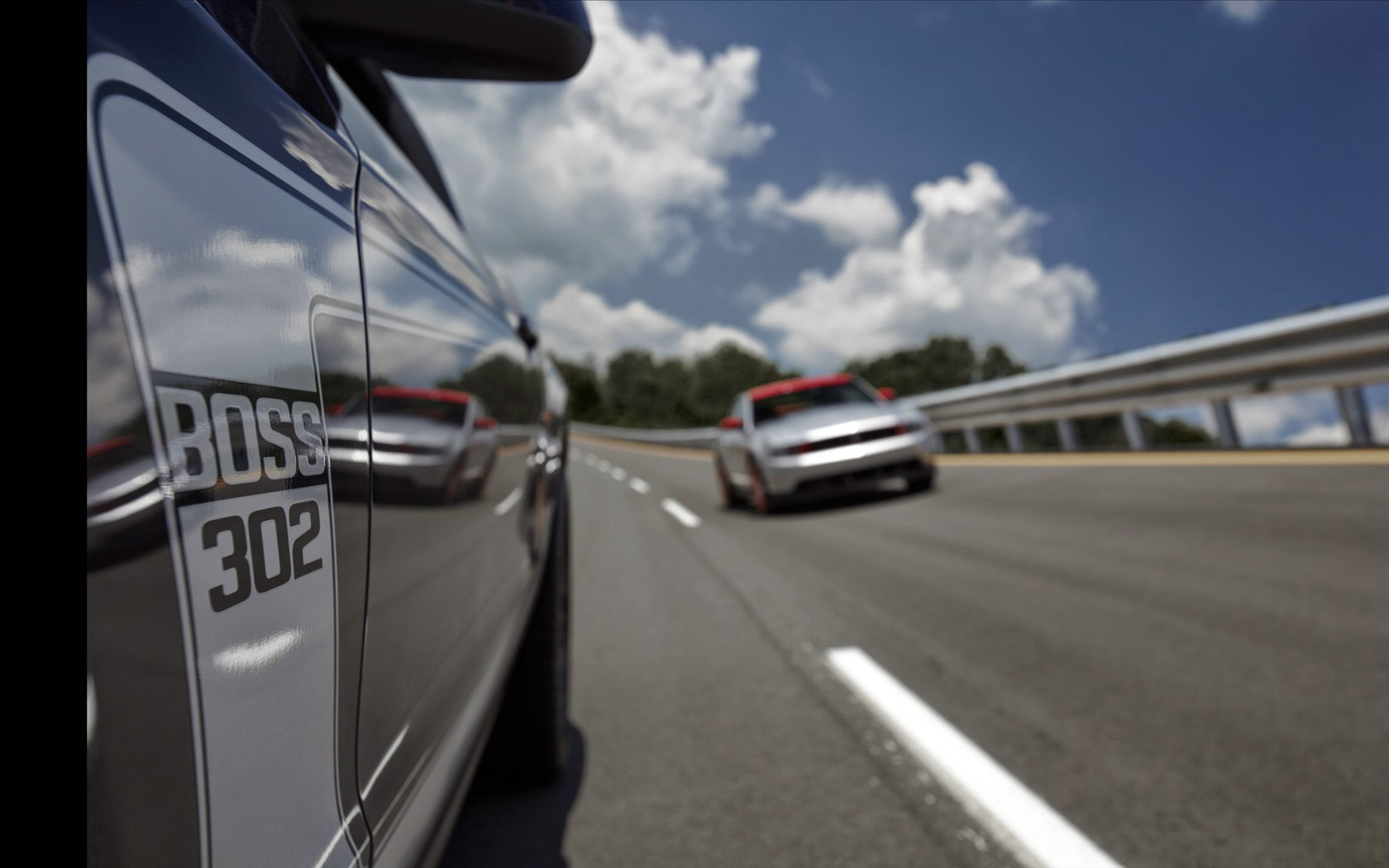 壁纸1680×1050Ford Mustang Boss 福特野马 302 2012 壁纸18壁纸 Ford Musta壁纸图片静物壁纸静物图片素材桌面壁纸