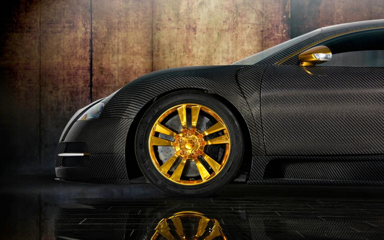 壁纸1440×900Mansory Bugatti Veyron 布加迪威龙 Linea Vincero dOro 壁纸19壁纸 Mansory Bu壁纸图片静物壁纸静物图片素材桌面壁纸