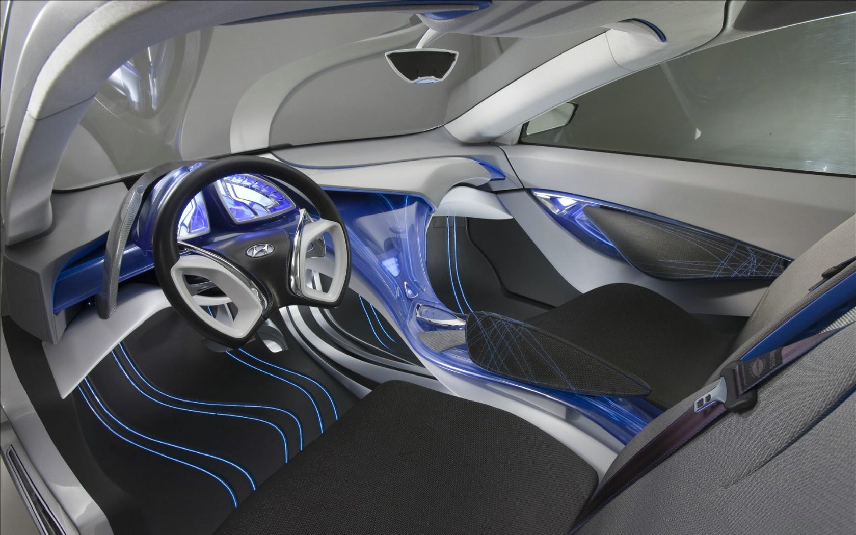 汽车内饰壁纸桌面背景图片高清桌面壁纸下载 第4