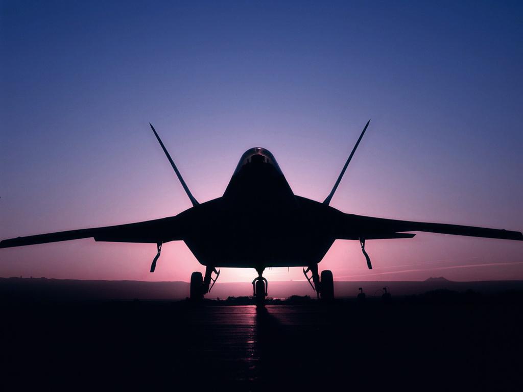768F22战斗机 壁纸11024x768壁纸,F22战斗机壁纸图片 -F22战斗机