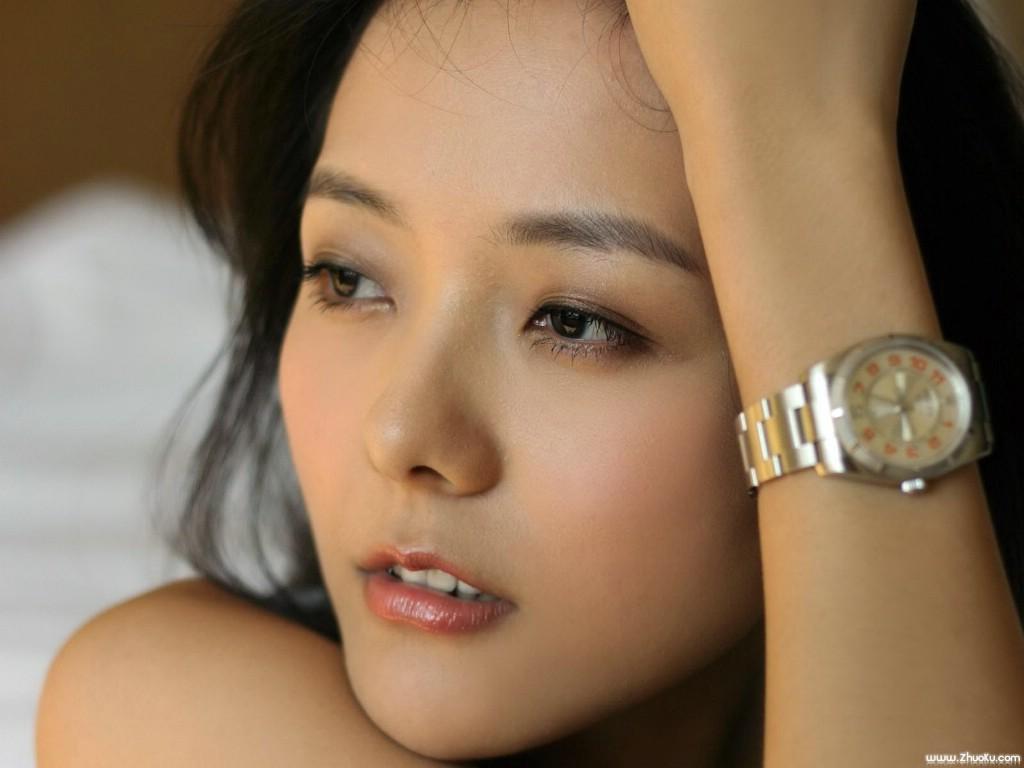 宽屏中国美女壁纸