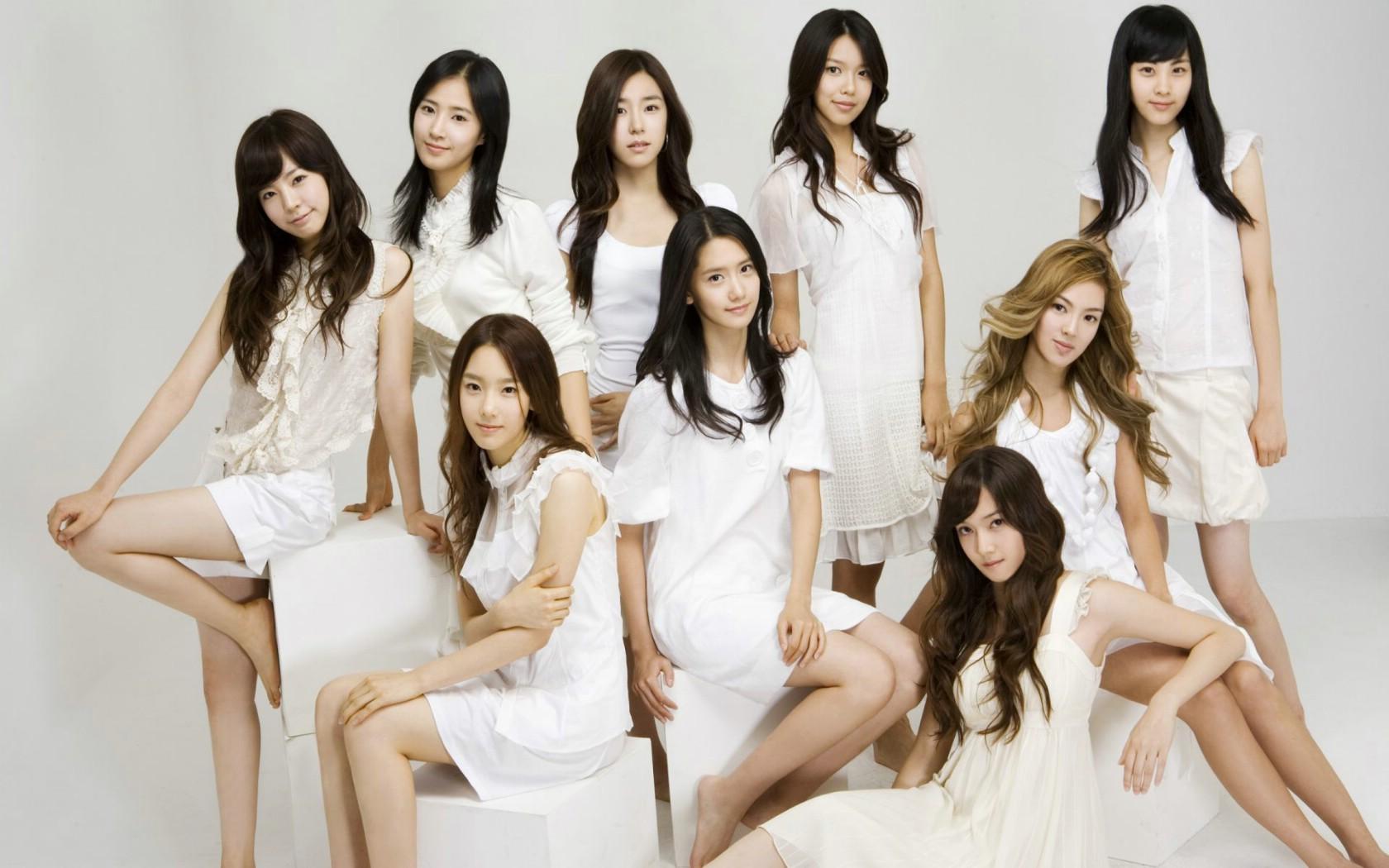 韩国美女组壁纸图片