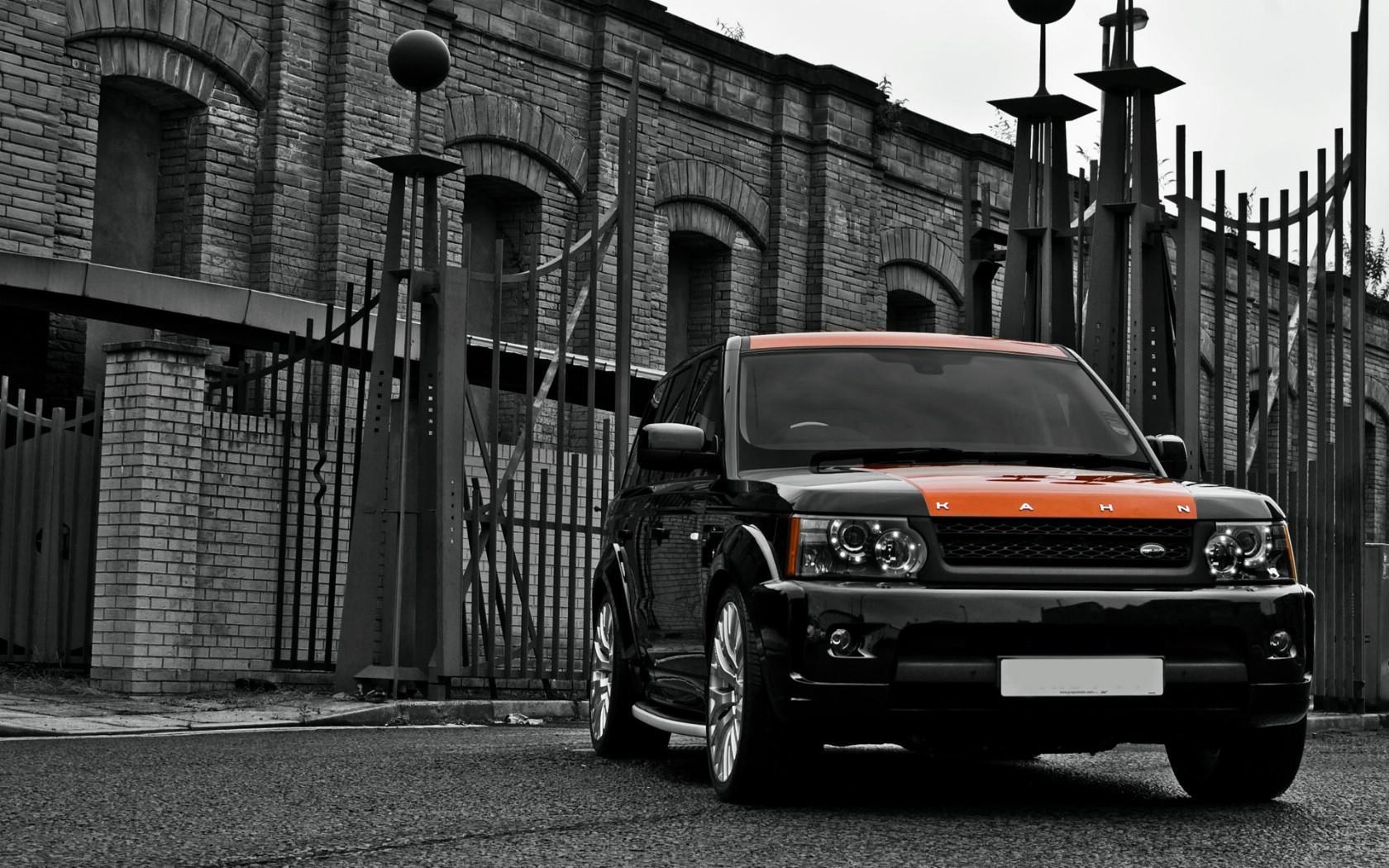 壁纸1680×10502010 路虎揽胜 Project Kahn Range Rover Sport Vesuvius Edition 壁纸2壁纸 2010路虎揽胜壁纸图片汽车壁纸汽车图片素材桌面壁纸