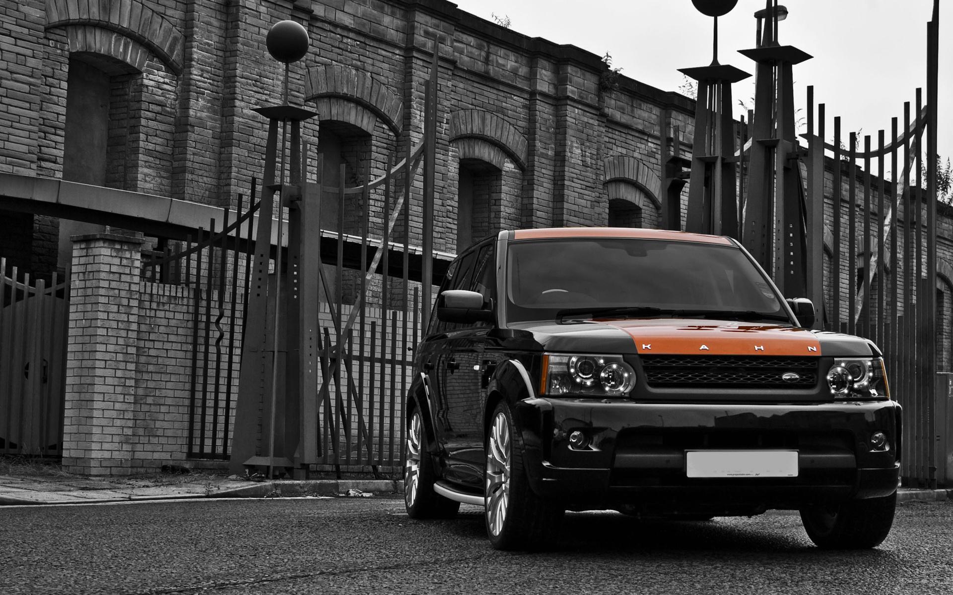 壁纸1920×12002010 路虎揽胜 Project Kahn Range Rover Sport Vesuvius Edition 壁纸2壁纸 2010路虎揽胜壁纸图片汽车壁纸汽车图片素材桌面壁纸
