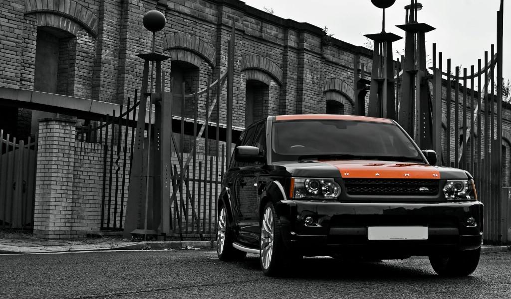 壁纸1024×6002010 路虎揽胜 Project Kahn Range Rover Sport Vesuvius Edition 壁纸2壁纸 2010路虎揽胜壁纸图片汽车壁纸汽车图片素材桌面壁纸