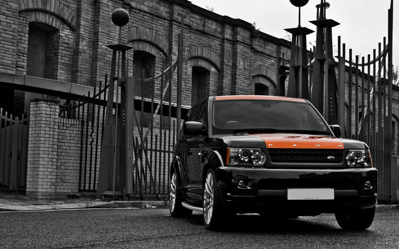 壁纸1280×8002010 路虎揽胜 Project Kahn Range Rover Sport Vesuvius Edition 壁纸2壁纸 2010路虎揽胜壁纸图片汽车壁纸汽车图片素材桌面壁纸