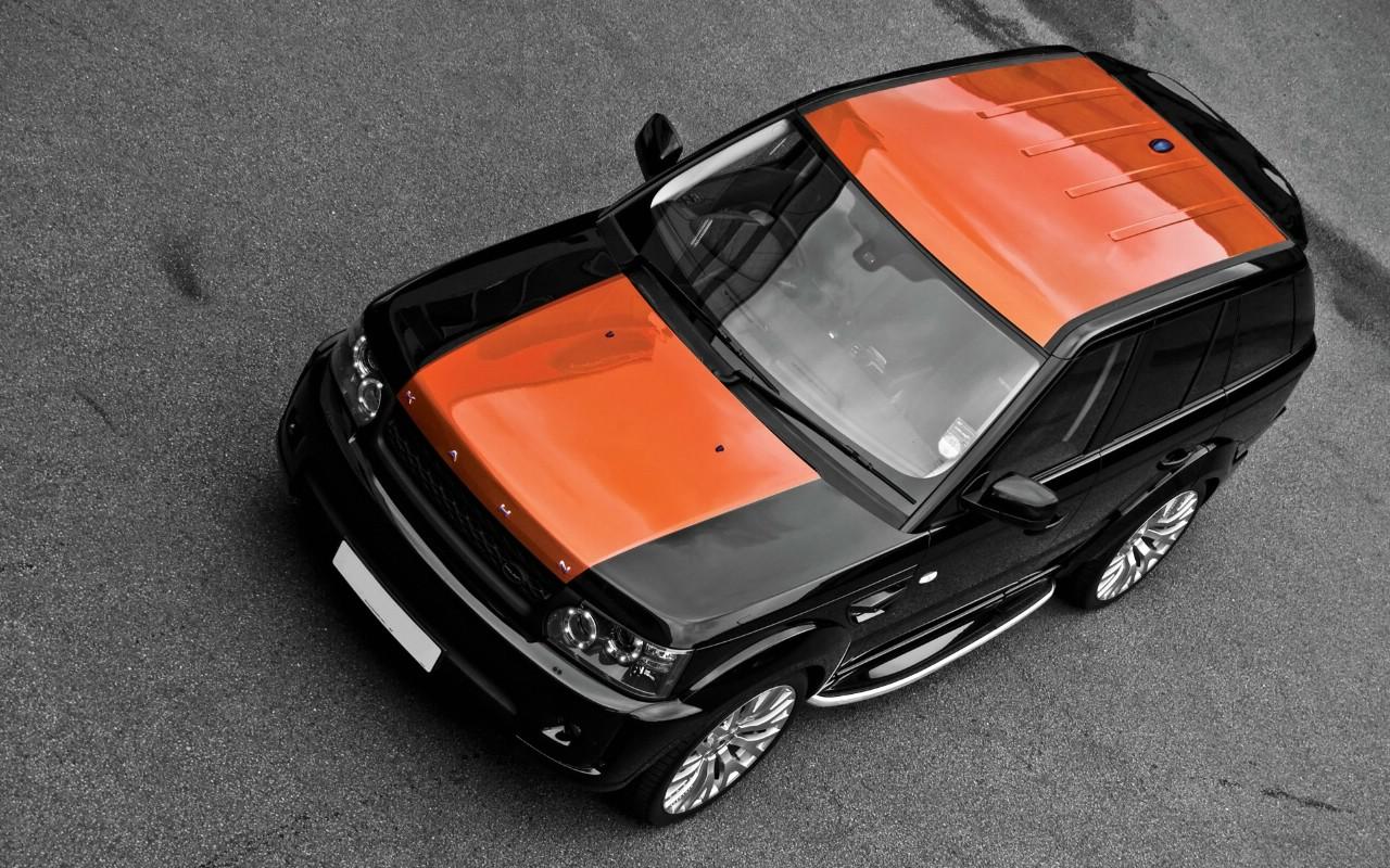 壁纸1280×8002010 路虎揽胜 Project Kahn Range Rover Sport Vesuvius Edition 壁纸6壁纸 2010路虎揽胜壁纸图片汽车壁纸汽车图片素材桌面壁纸