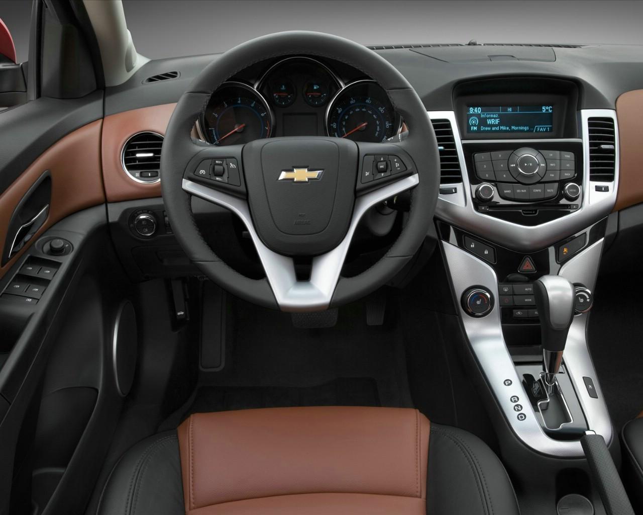 2011款科鲁兹 Chevrolet Cruze 壁纸17高清图片