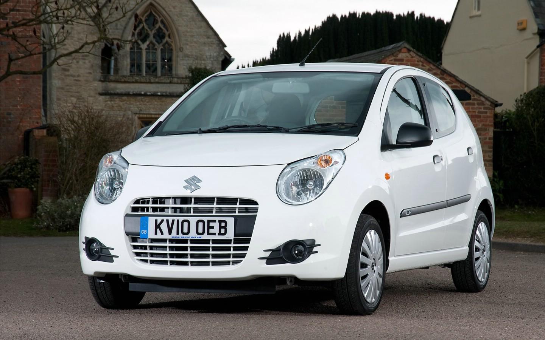 铃木汽车近日在英国发布了特别版的奥拓sz l,限量销售500辆