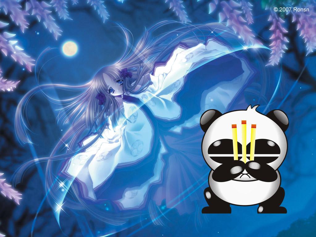 768熊猫烧香图片壁纸 壁纸17壁纸,熊猫烧香图片壁纸壁纸图片