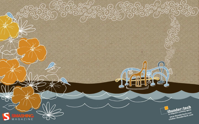 壁纸1440×9002010年4月月历原图宽屏壁纸 壁纸18壁纸 2010年4月月历原壁纸图片系统壁纸系统图片素材桌面壁纸