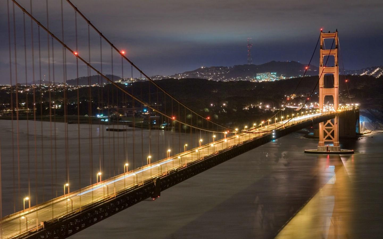 城市夜景高清壁纸1