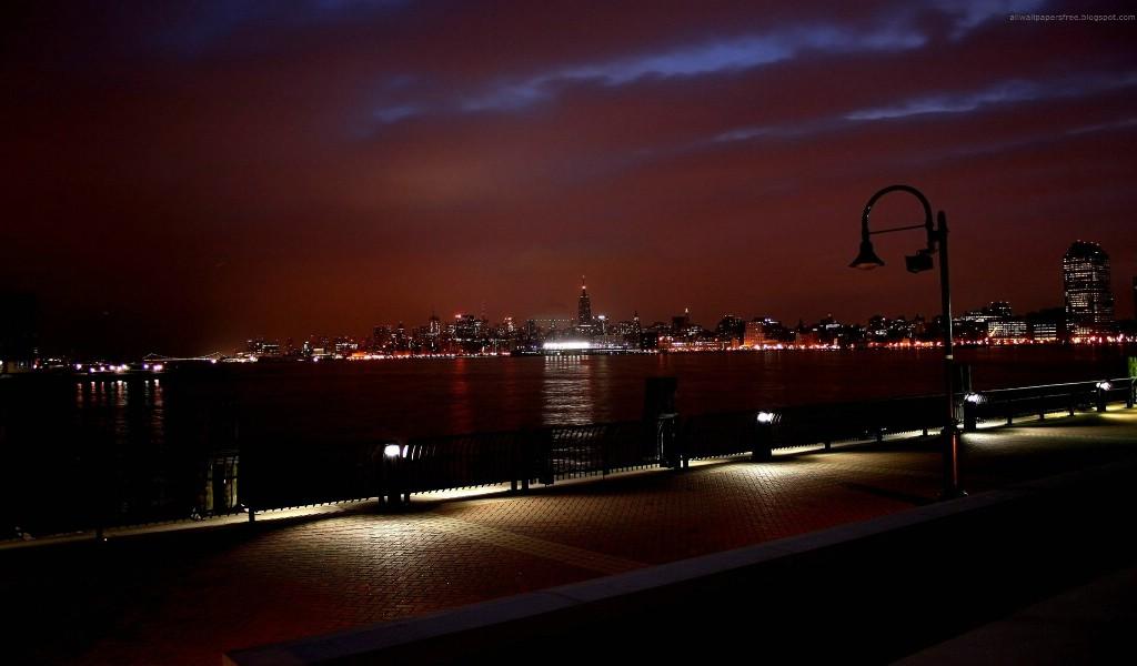 壁纸1024×600高清城市夜景宽屏壁纸 壁纸2壁纸 高清城市夜景宽屏壁纸壁纸图片系统壁纸系统图片素材桌面壁纸
