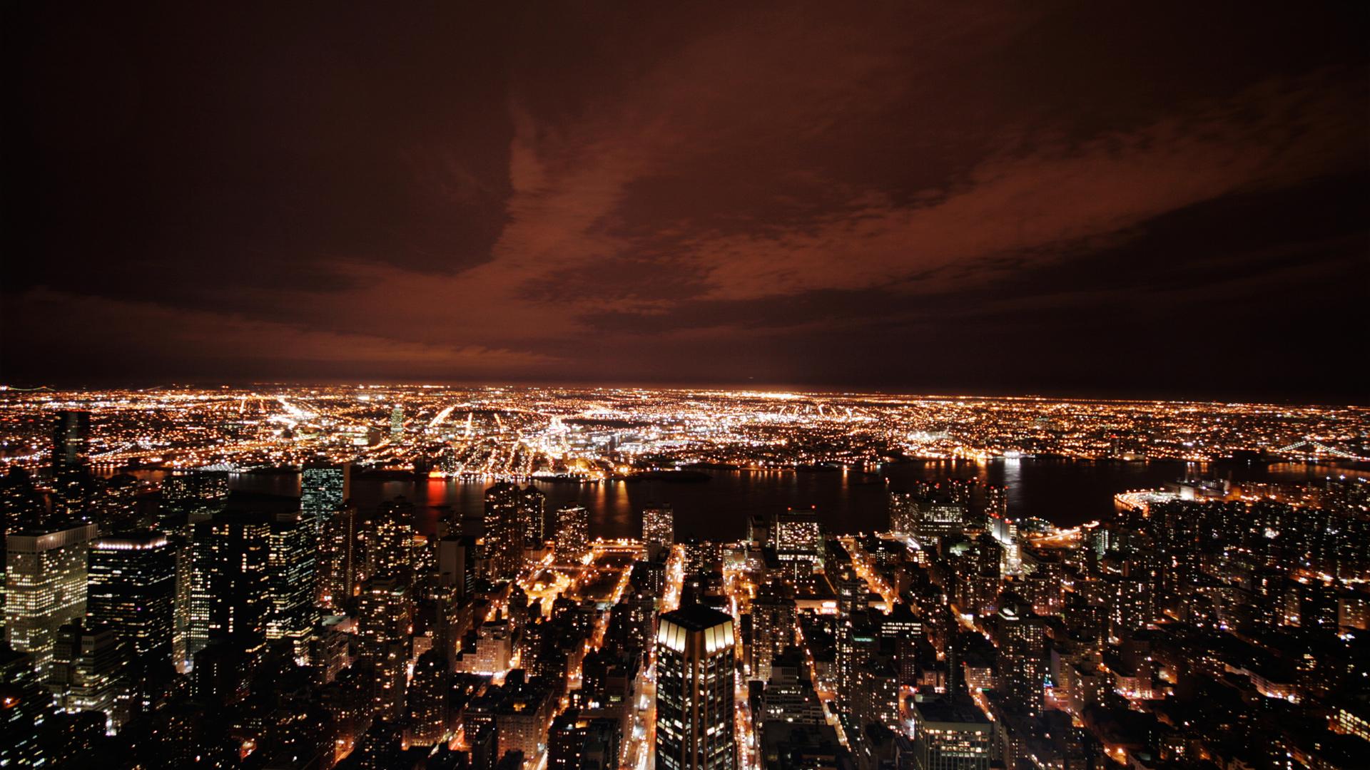 高清精美城市风景风光摄影宽屏壁纸 1920x1080壁纸1