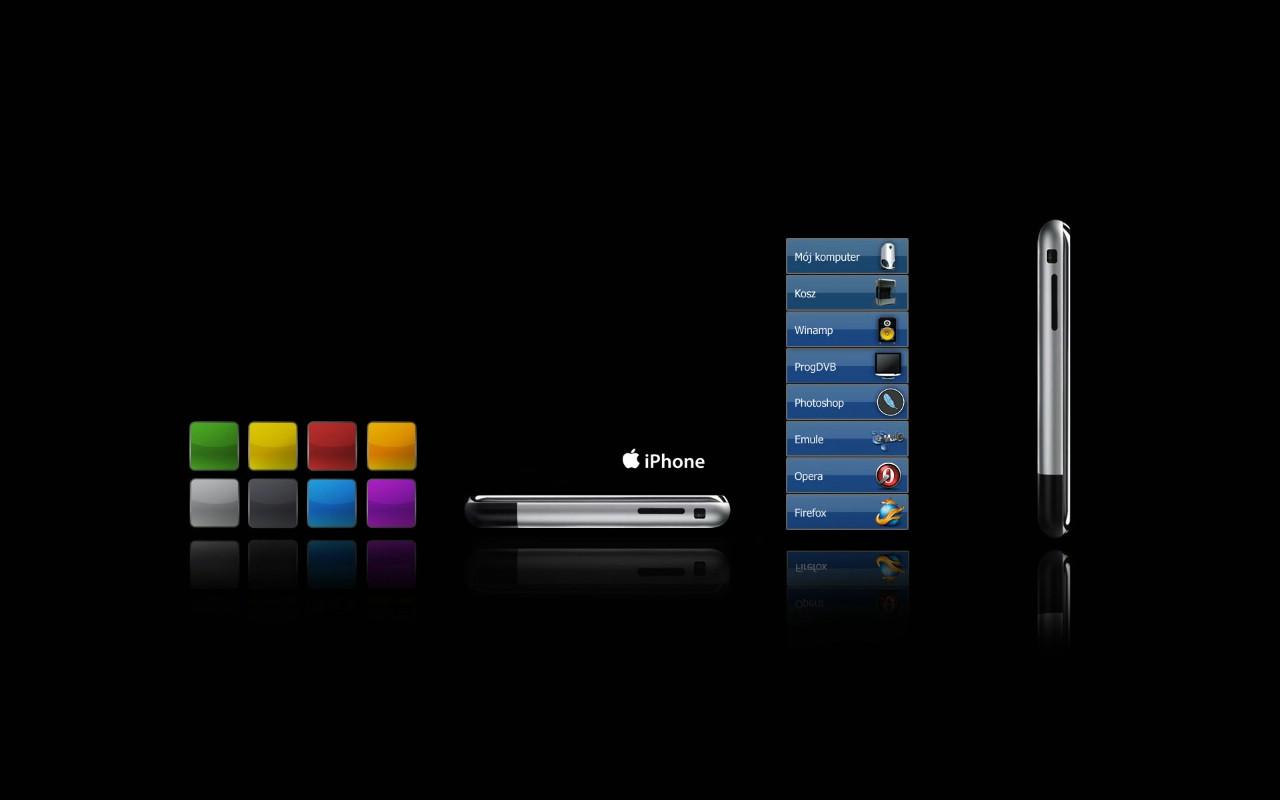 iphone手机壁纸个性