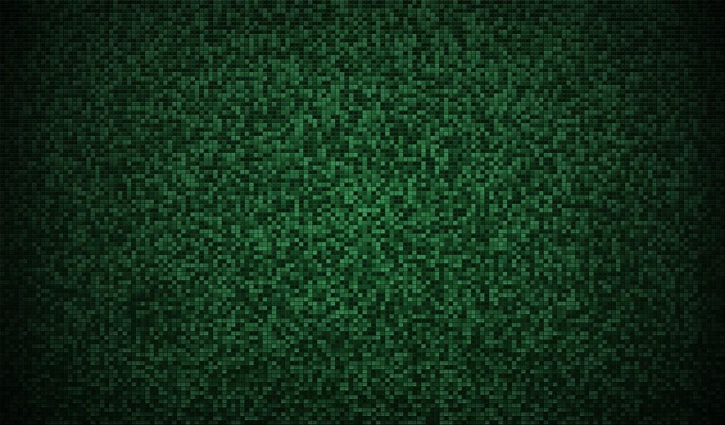 壁纸1024×600精美宽屏绿色壁纸