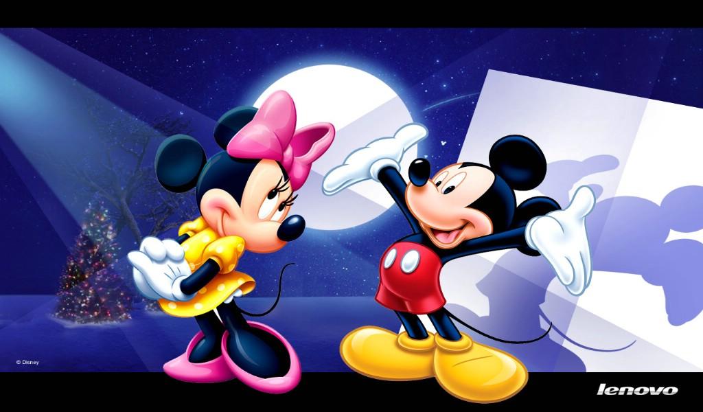 米奇老鼠简笔画