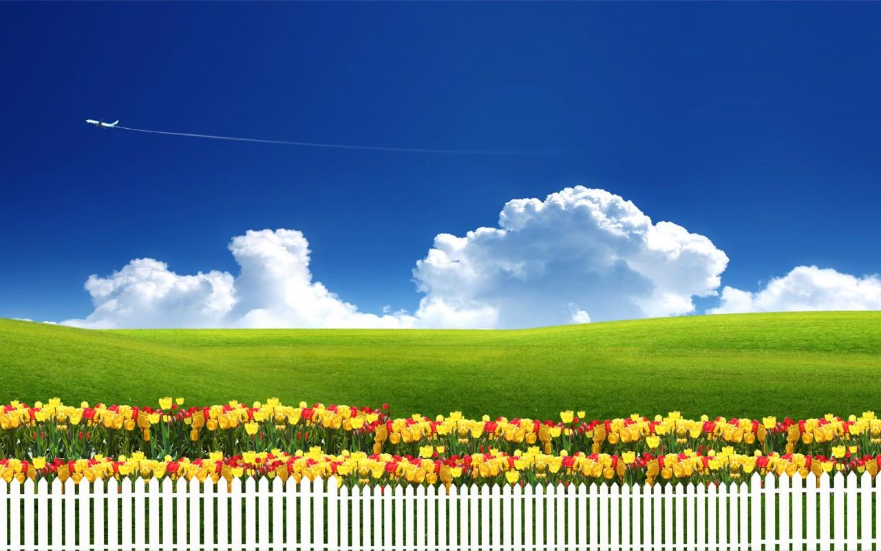 壁纸1280×800梦想家园 最美好的日子宽屏壁纸 壁纸10壁纸 梦想家园:最美好的日壁纸图片系统壁纸系统图片素材桌面壁纸