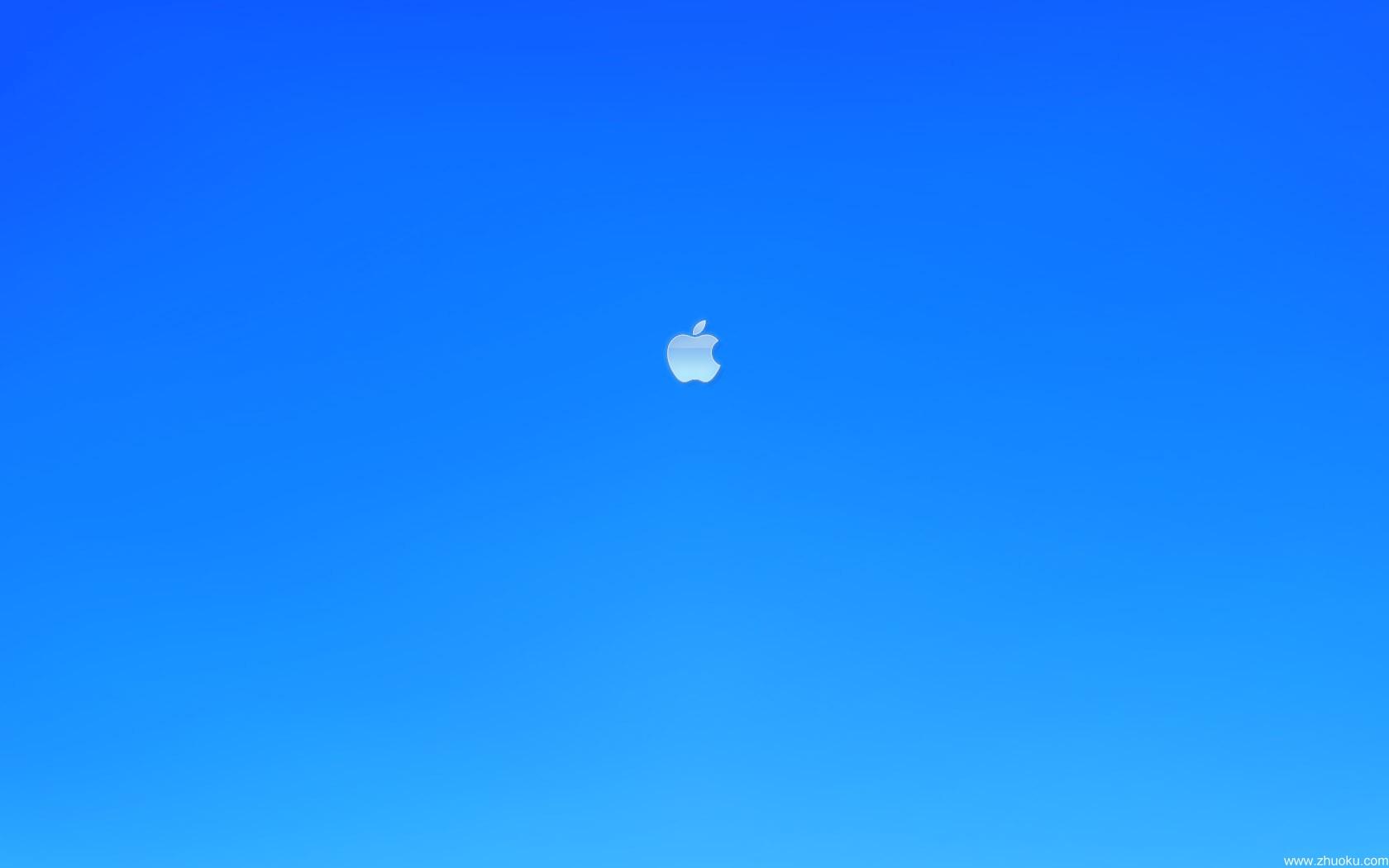 苹果系统高清壁纸(1)[5 苹果5壁纸,桌面可爱的苹果mac女孩高清壁纸(5)