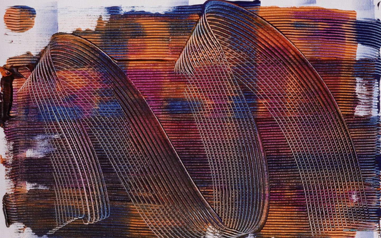 900水彩画笔画布宽屏壁纸 1680x1050 壁纸11壁纸,水彩画笔画布宽