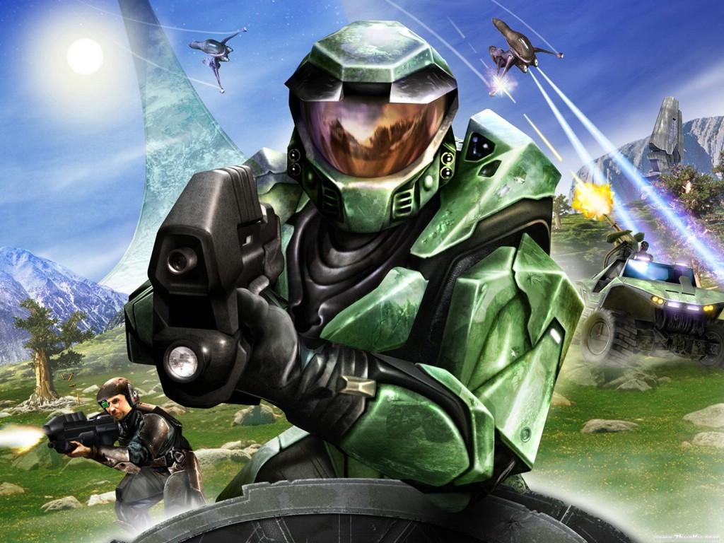 768Halo 游戏高清壁纸 壁纸5壁纸,Halo 游戏高清壁纸壁纸图片 -Halo
