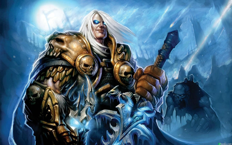 魔兽世界 巫妖王之怒壁纸图片 游戏壁纸 游戏图片素材 桌面壁.
