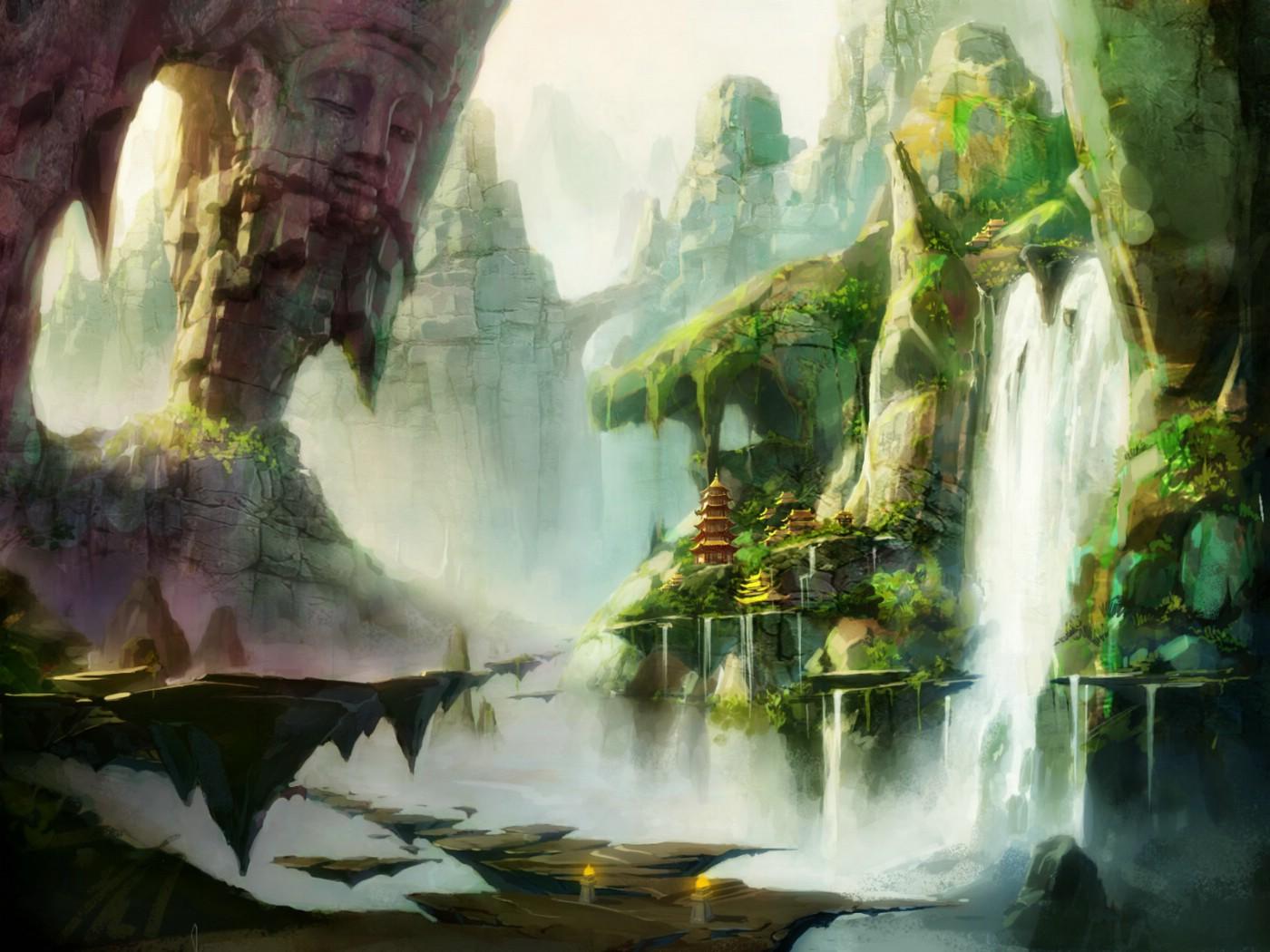壁纸3壁纸,西游记梦幻仙境高清壁壁纸图片-游戏壁纸-游戏图片素材