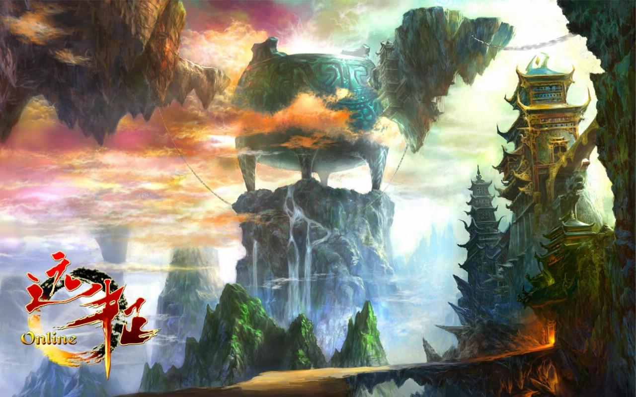 壁纸1280×800远征Online 壁纸5壁纸 《远征Online》壁纸图片游戏壁纸游戏图片素材桌面壁纸