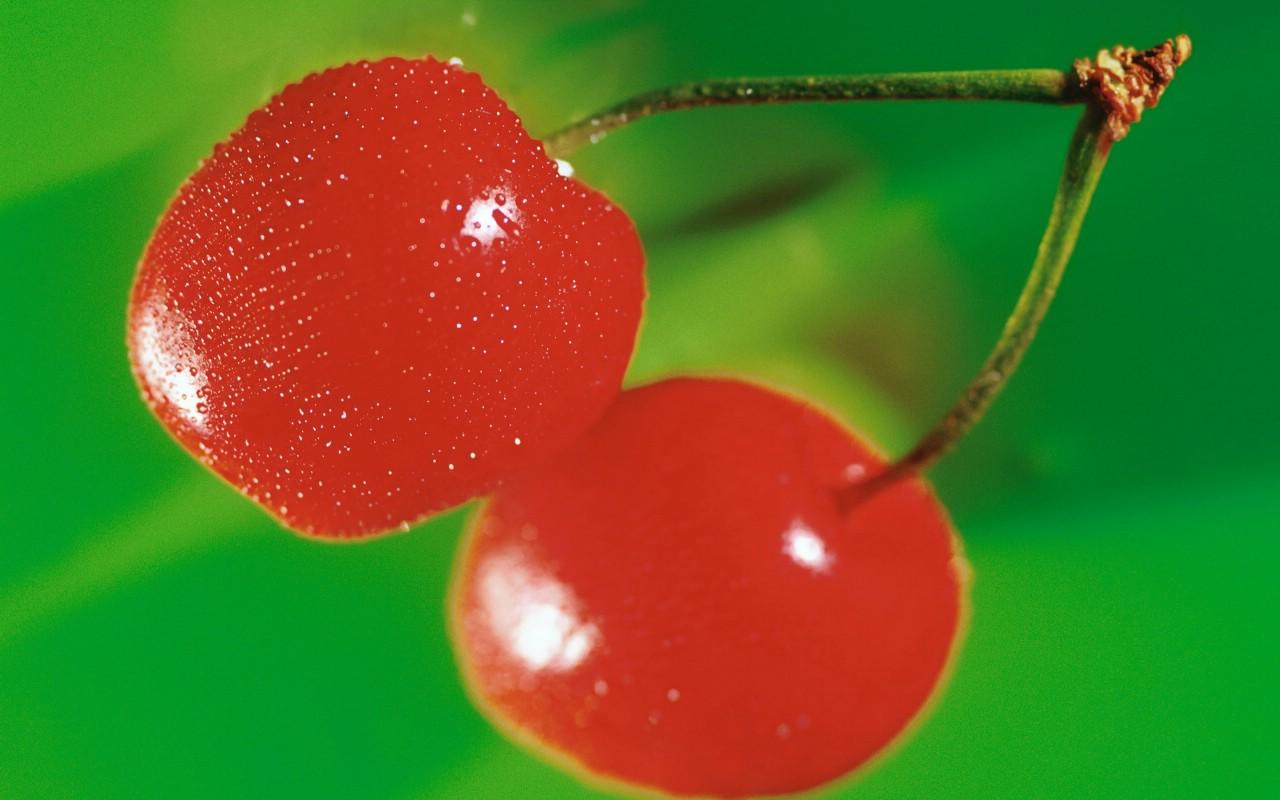 绿色主题 水果拍摄写壁纸图片植物壁纸植物图片素材桌面壁纸